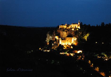 Rocamadour_nuit