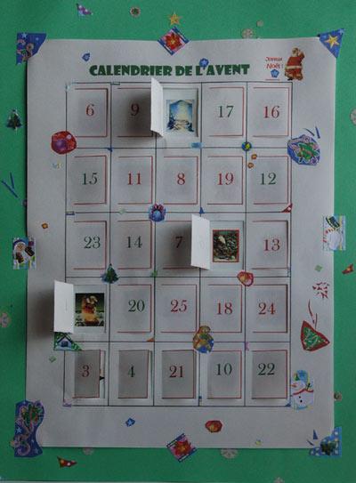 カレンダー クリスマスアドベントカレンダー作り方 : ... アドベントカレンダー8選☆